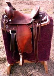 Lopez Saddle