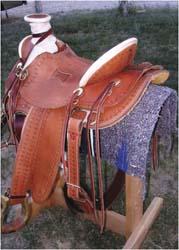 Lopez Saddle